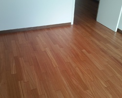 Parquet Simon, Parquet Passion - Evere - Restauration